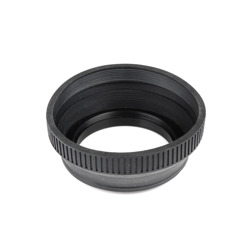 PhotoRepublik Wide/Standard Rubber Lens Hood - 52mm