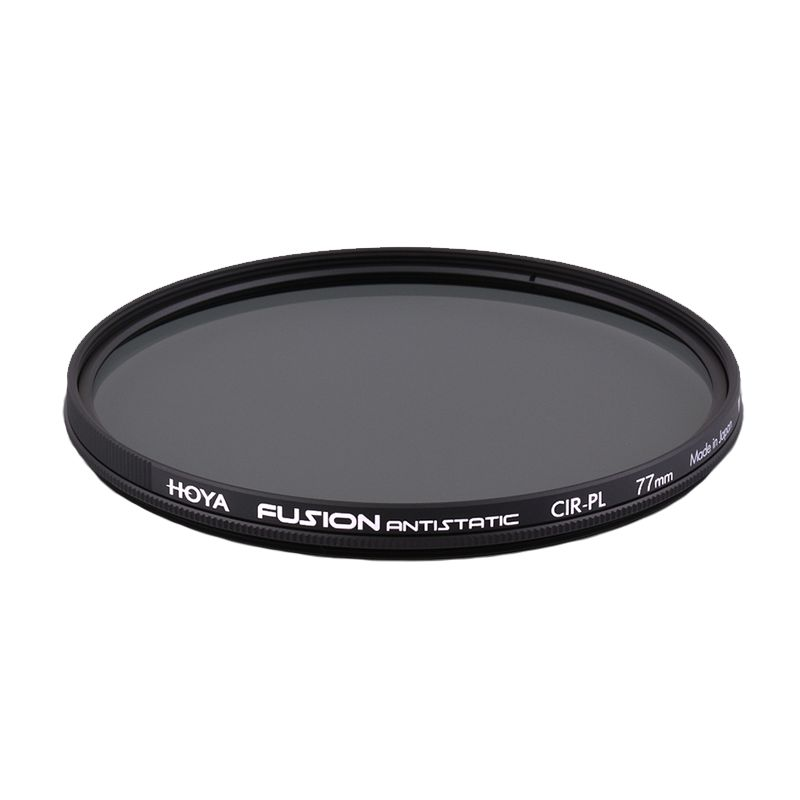 Hoya 43mm Fusion Antistatic Circular Polarizer Filter