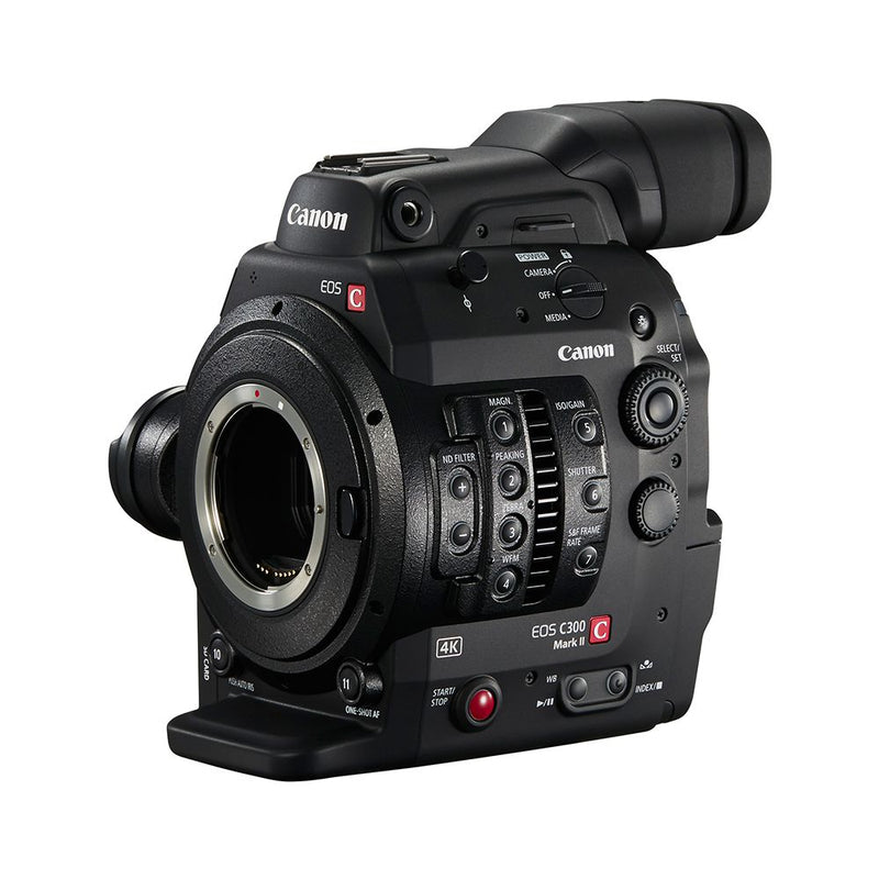 Canon EOS C300 Mark II Body