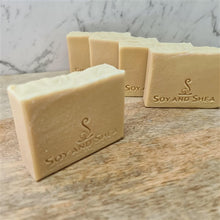 Load image into Gallery viewer, Calendula and Oat Olive Oil Soap Bar