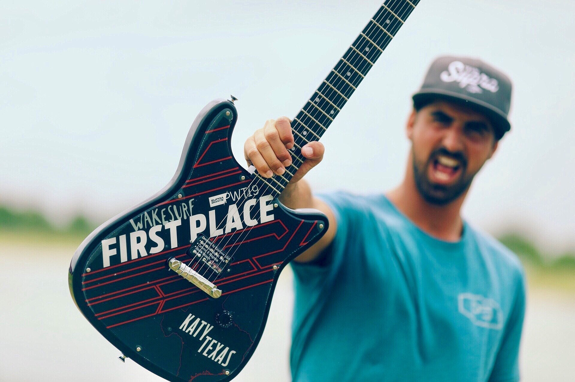 Sean Silveira Takes The Win At The First Stop of The Pro Wakesurf Tour in Katy, TX
