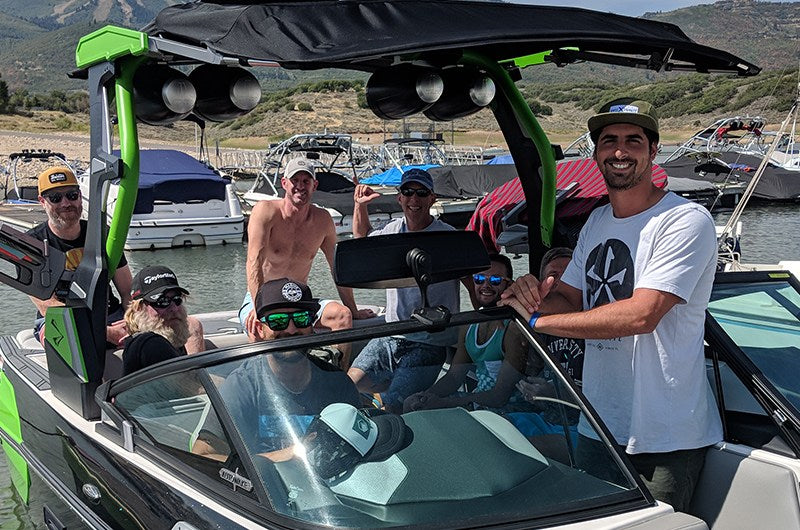 Sean Silveira Launches Nationwide Wakesurfing Lessons