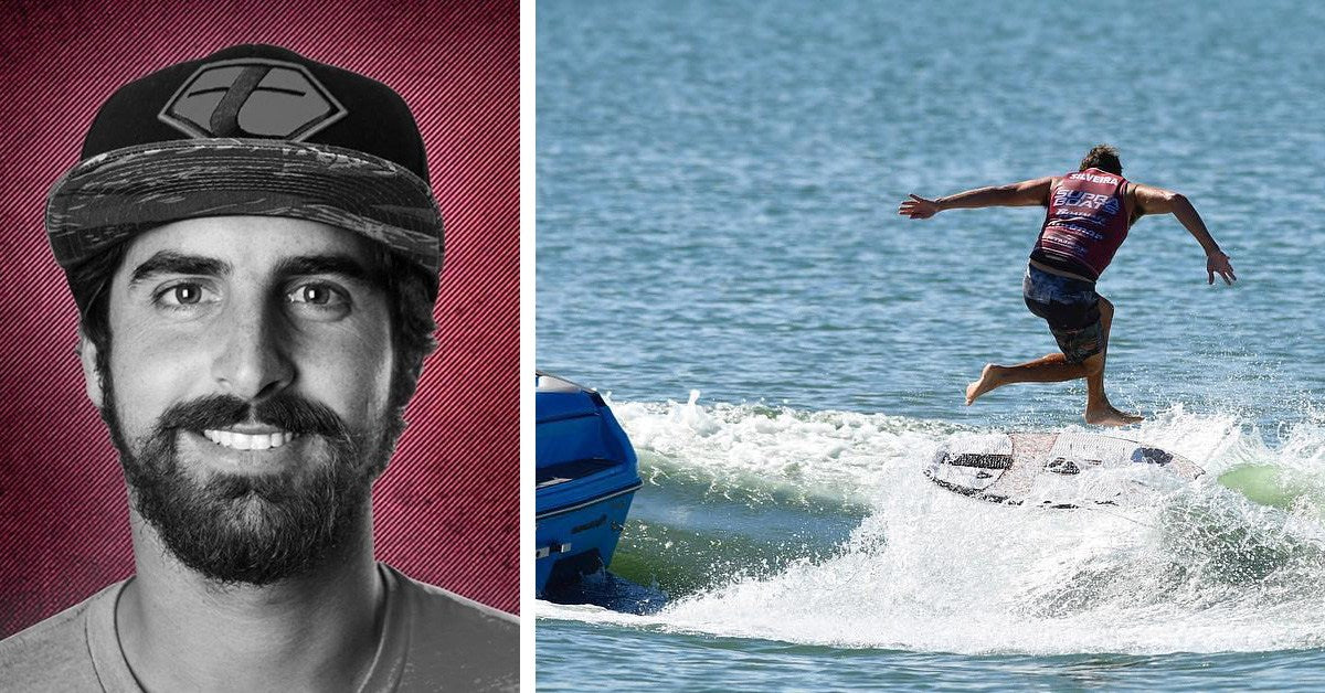 Sean Silveira Signs With Supra Boats for the 2019 Season