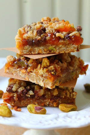 Feature Flavor: Apricot Crunch Bar