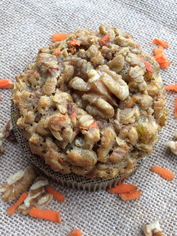 Carrot Oatmeal Raisin