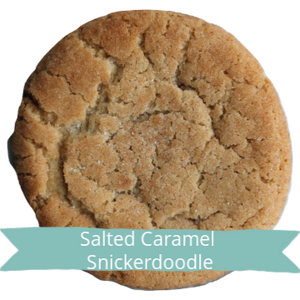 Salted Caramel Snickerdoodle