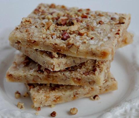 Toffee Pecan Cookie Bark