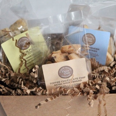 Shortbread Nosh Cookie Sampler