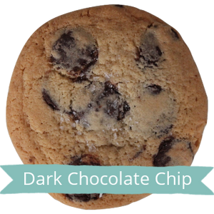 Dark Chocolate Chip + Sea Salt