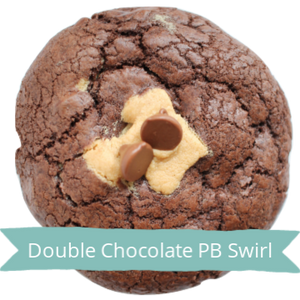 Double Chocolate Peanut Butter Swirl