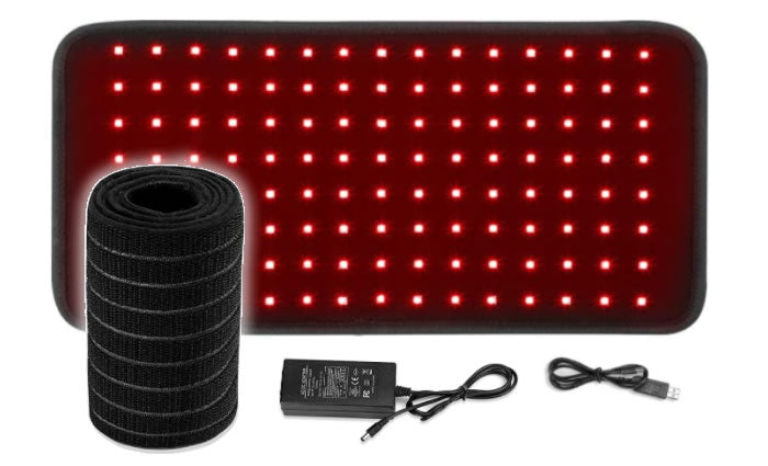120-LED Red Light Therapy Pad