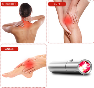 Red Light Therapy Handheld Instrument