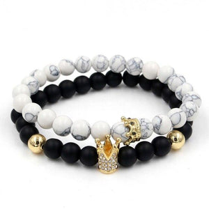 Bracelet couple Mia