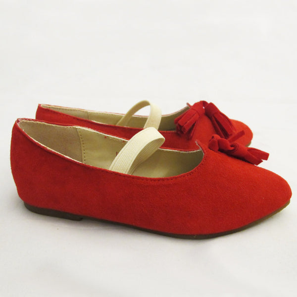 TIANNA SUEDE FLATS