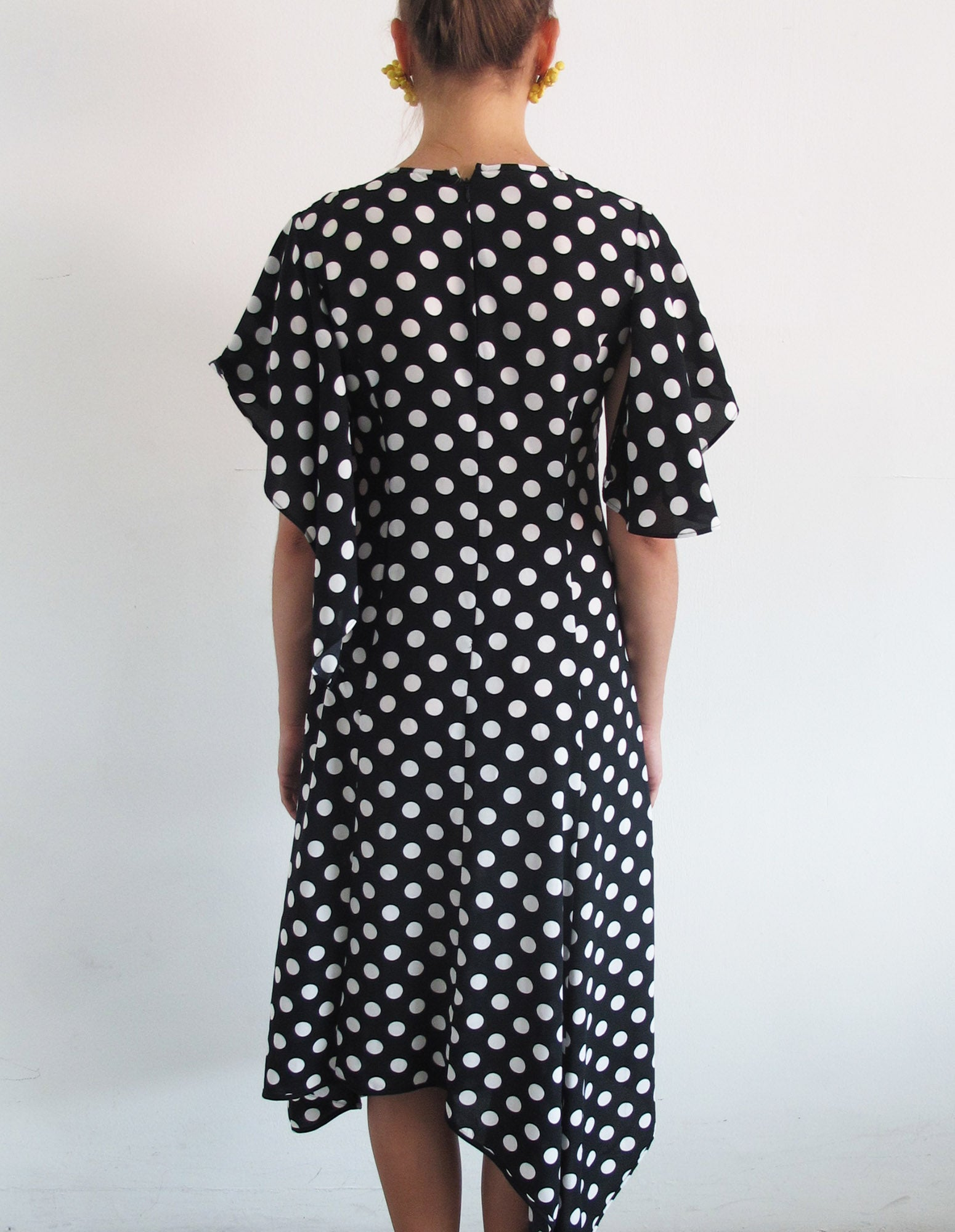 AUDREY POLKA DRESS