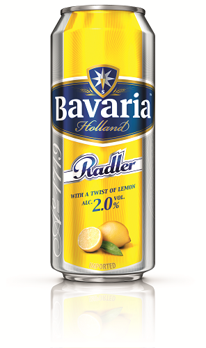 Bavaria Radler Lemon