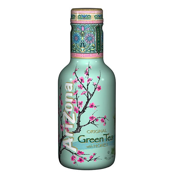 Arizona Green Tea.