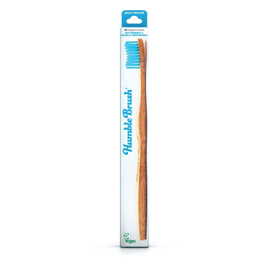 Humble toothbrush blue