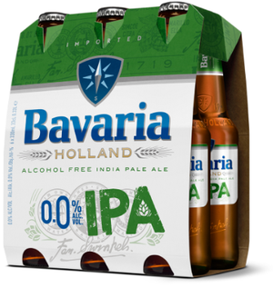 Bavaria IPA 0,0%  flaska