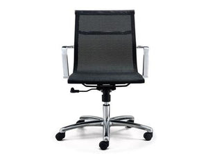 SOFT MESH - Boardroom/ Meeting Chairs - pimp-my-office-au