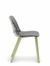 Unica – Timber 4 Leg Upholstered