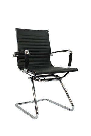 Aero Cantilever Leather - Executive Chairs - new-office-au