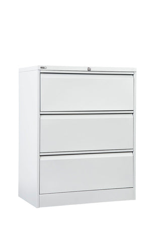 GO Lateral Filing Cabinet 3 Draw