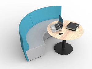Motion Arc 2 booth seat - Meeting & Collaboration Spaces - pimp-my-office-au