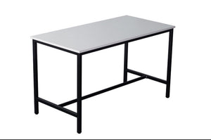 Rapid High Bar Leaner Table Bench - Breakout / Collaborate - pimp-my-office-au