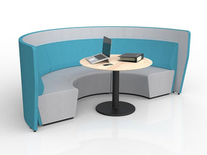 Motion Arc 3 low Walls 1100 - Meeting & Collaboration Spaces - pimp-my-office-au