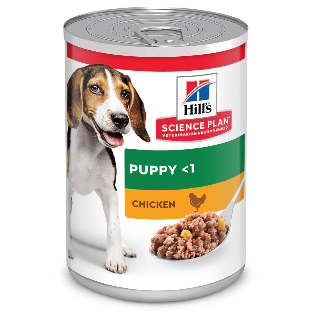 Hill's Science Plan Puppy Poulet (12 x 370g)