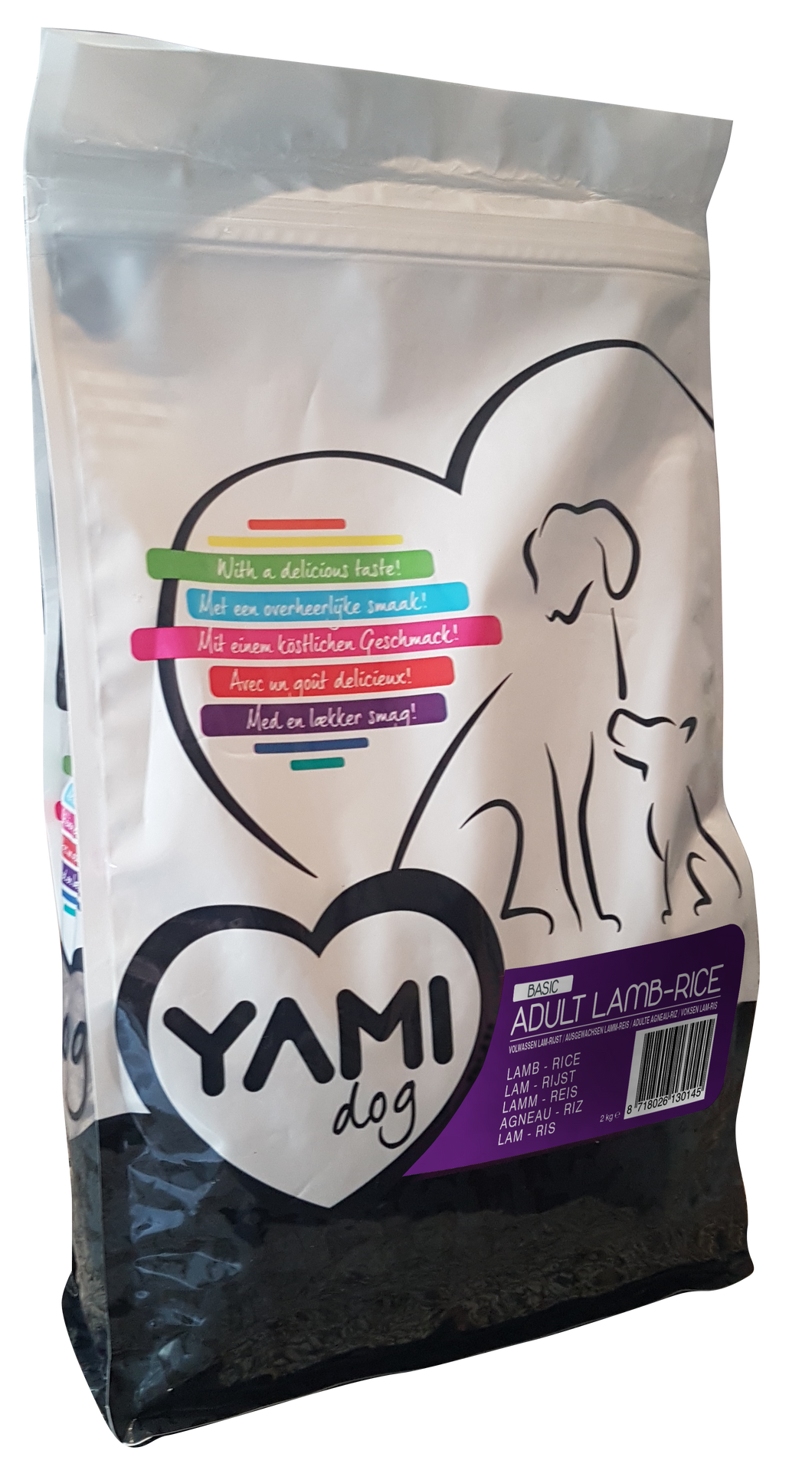 YamiPets Basic Sensitive Agneau