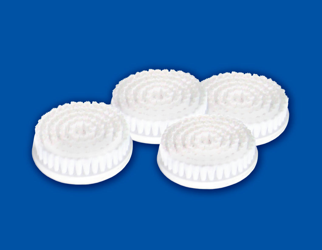 SonicDermabrasion Brush Head Replacement Set (Model CO207)