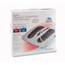 Load image into Gallery viewer, Pretika Thermal Control Foot Massager (Model HA274)
