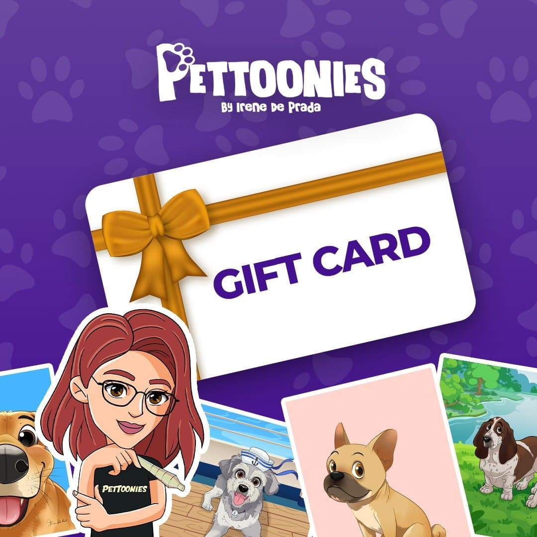 Pettoonies Gift Card