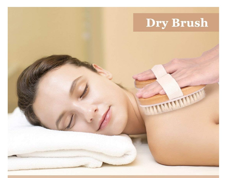 Dry Brush Blood Circulation Treatment - ecologiks