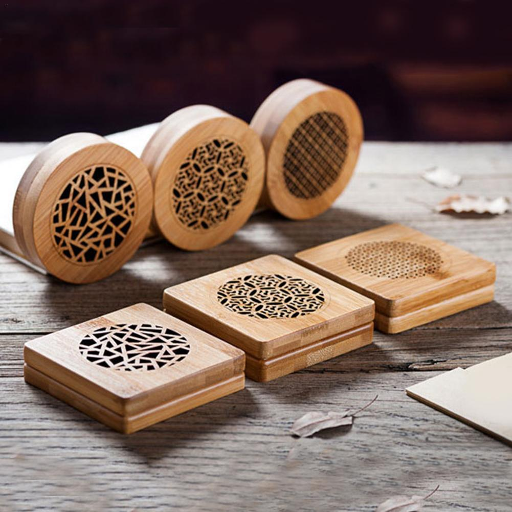 Bamboo Incense Box - ecologiks