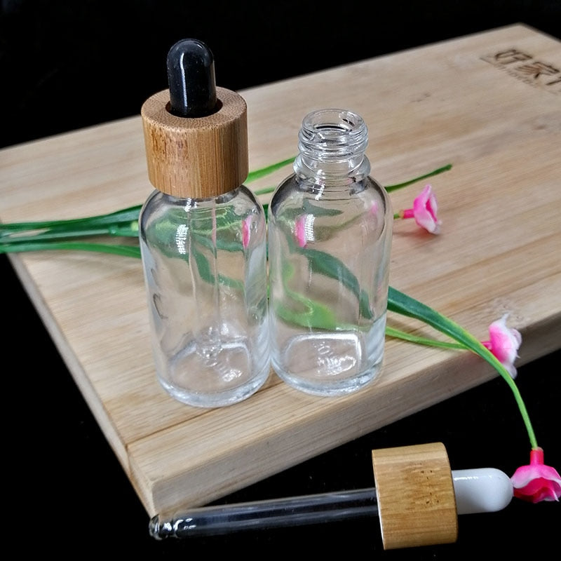 Reusable Essential Oil Bamboo Bottle - ecologiks