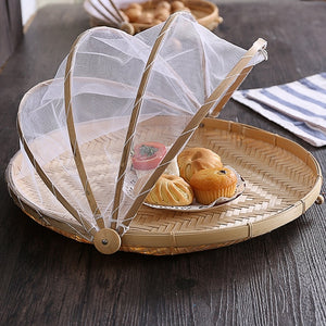 Hand Woven Bug Proof Basket - ecologiks
