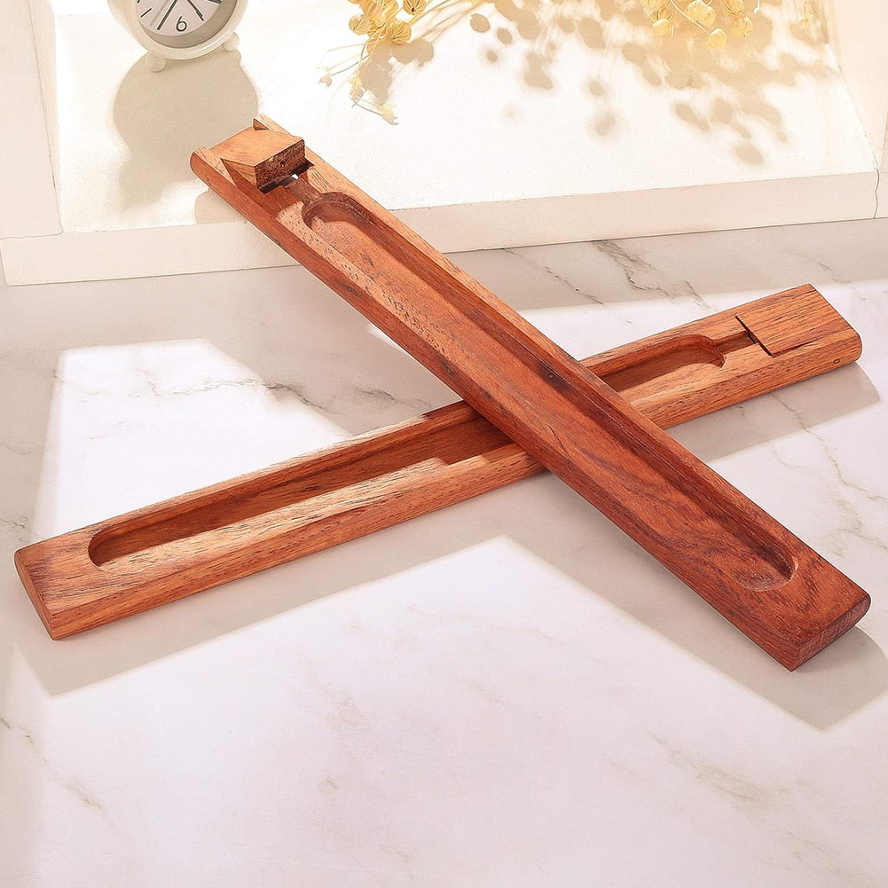 Bamboo Stick Incense Burner - ecologiks