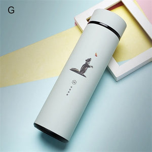Thermos Double Wall Stainless Steel - ecologiks