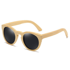 Natural Bamboo Sunglasses - ecologiks