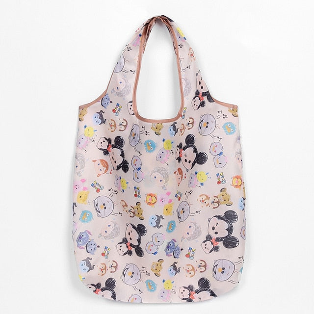 Cute Reusable Shopping Bag - ecologiks