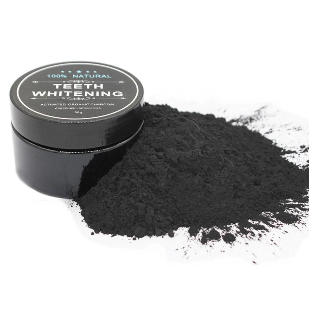 Activated Charcoal Teeth Whitening Powder - ecologiks