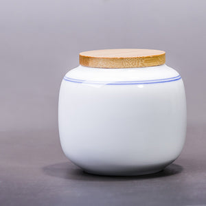 Tea Pot with Bamboo Lid (11 types) - ecologiks