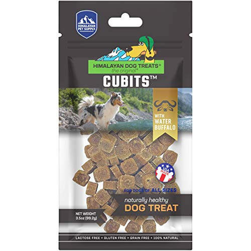 Himalayan Pet Supply Cubits with Water Buffalo