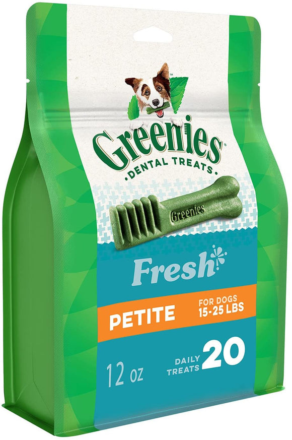 Greenies™ Fresh Dog Dental Treats - Petite