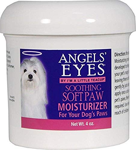Angels Eyes Natural Soft Paw Moisturizer White, 4 Ounce