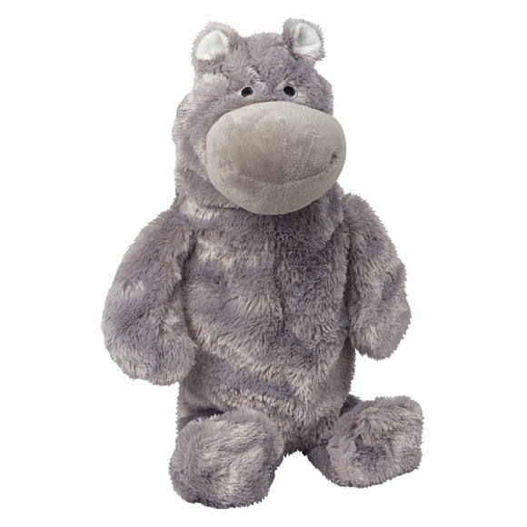 Doggles - Two Liter Bottle Toy Gray Hippo