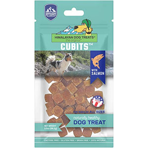 Himalayan Pet Supply Cubits with Salmon